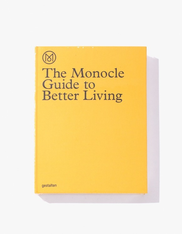 Monocle Guide to Better Living | HEIGHTS. | 하이츠 온라인 스토어