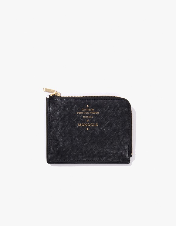 Monocle Delfonics x Monocle Half-Zip Case - Black | HEIGHTS. | 하이츠 온라인 스토어