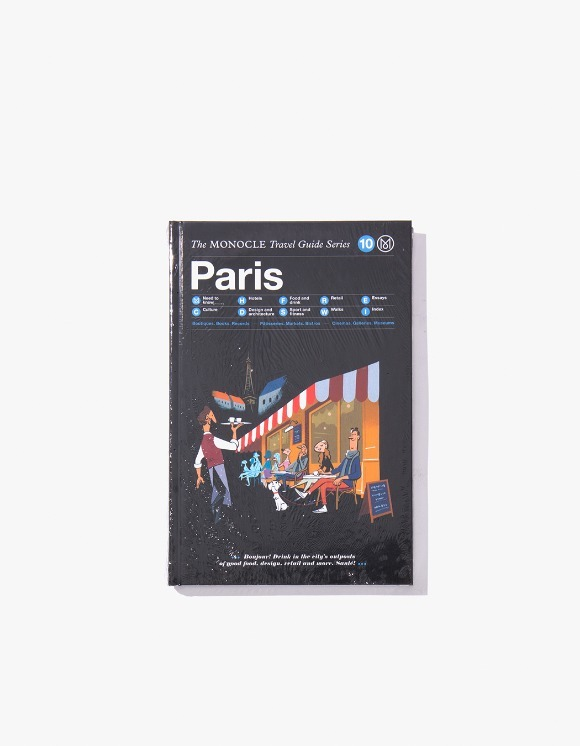 Monocle Travel Guide - Paris | HEIGHTS. | 하이츠 온라인 스토어