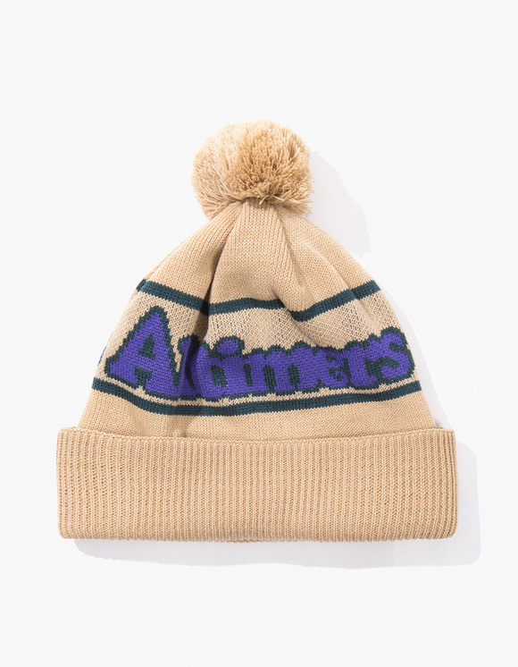 Alltimers Broadway Beanie - Khaki | HEIGHTS. | 하이츠 온라인 스토어