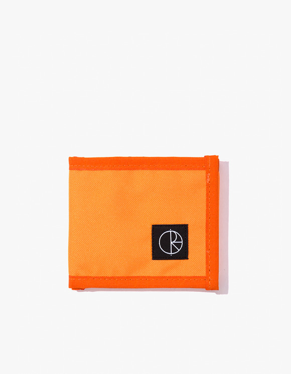 Polar Skate Co. Cordura Wallet - Orange | HEIGHTS. | 하이츠 온라인 스토어