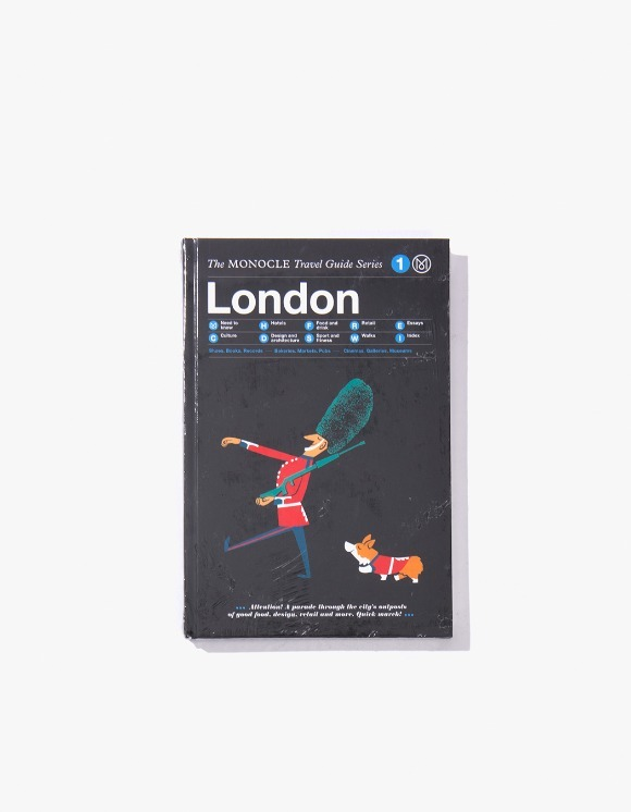 Monocle Travel Guide - London | HEIGHTS. | 하이츠 온라인 스토어