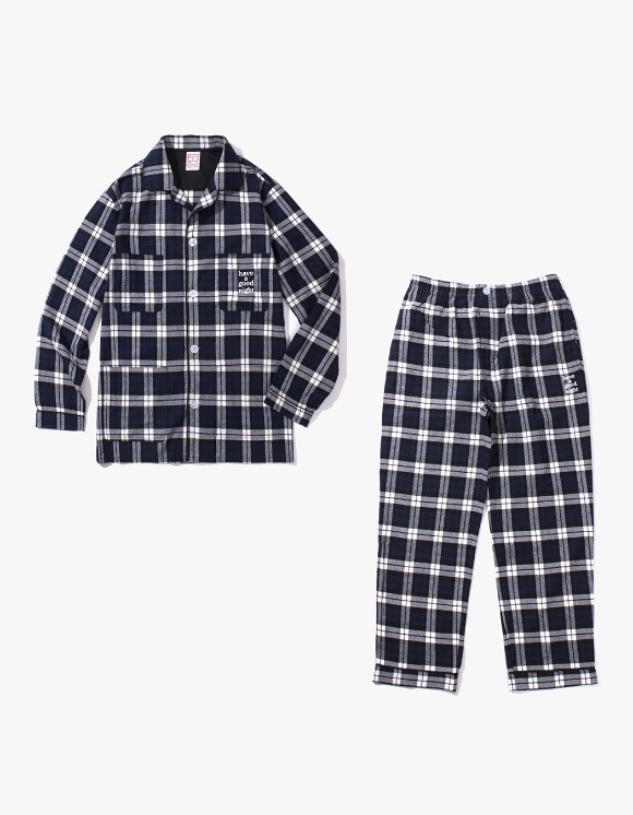 have a good time Have A Good Night Pajama Set - Black/White | HEIGHTS. | 하이츠 온라인 스토어