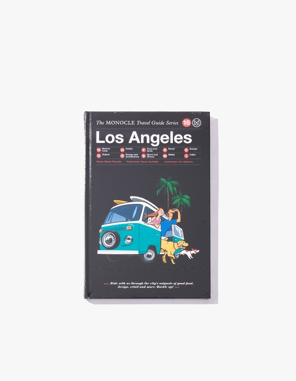 Monocle Travel Guide - Los Angeles | HEIGHTS. | 하이츠 온라인 스토어