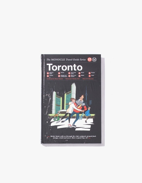 Monocle Travel Guide - Toronto | HEIGHTS. | 하이츠 온라인 스토어