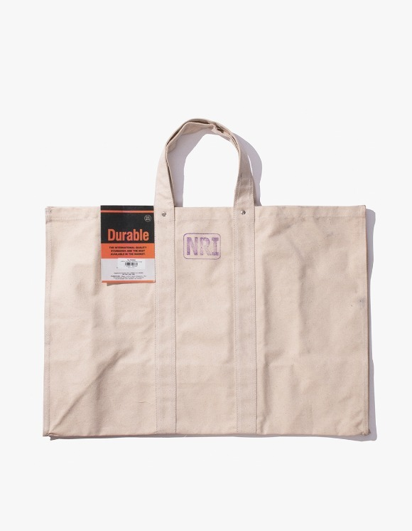 PUEBCO INC. Labour Tote Bag Large - Off White | HEIGHTS. | 하이츠 온라인 스토어