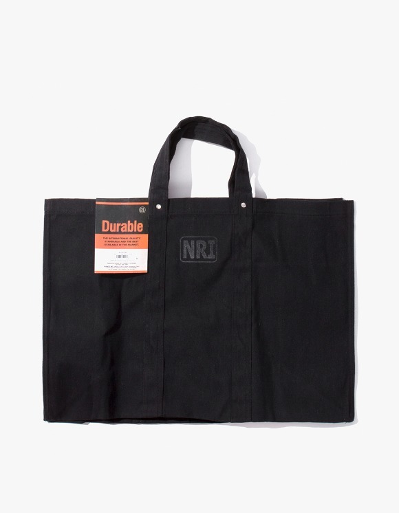 PUEBCO INC. Labour Tote Bag Large - Black | HEIGHTS. | 하이츠 온라인 스토어