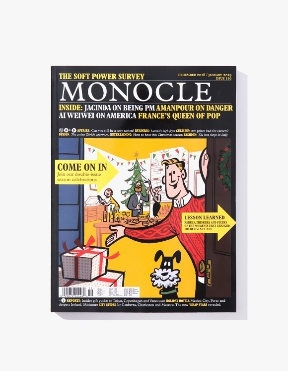 Monocle Monocle Magazine - Issue 119 | HEIGHTS. | 하이츠 온라인 스토어