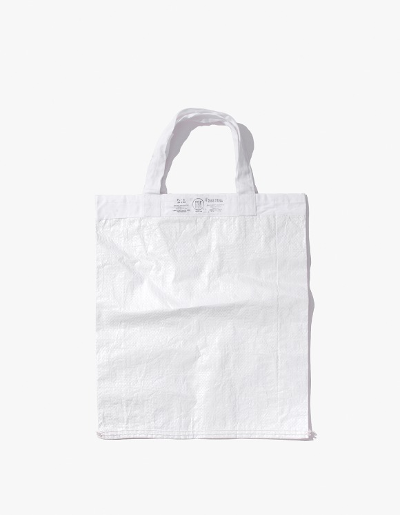 PUEBCO INC. Shopping Bag Medium - White | HEIGHTS. | 하이츠 온라인 스토어