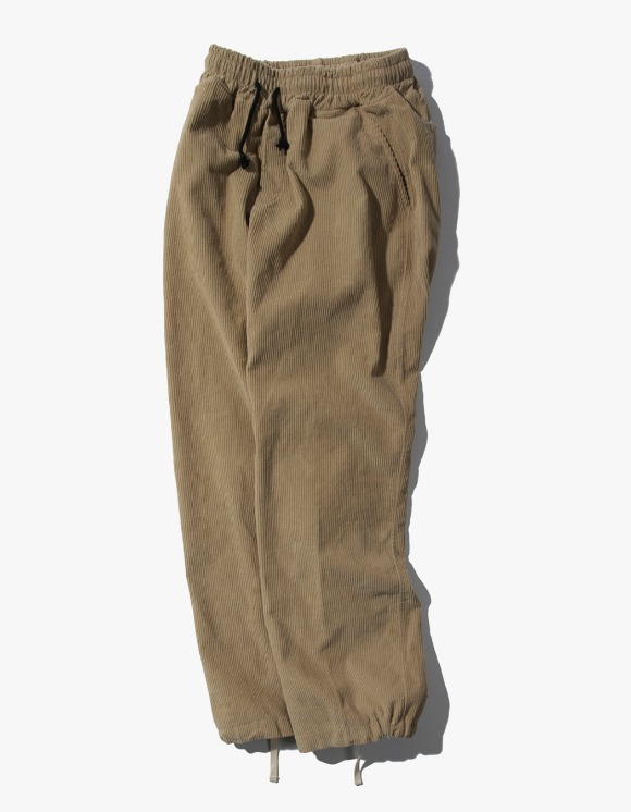 Kruchi lab Corduroy Easy Pants - Beige | HEIGHTS. | 하이츠 온라인 스토어
