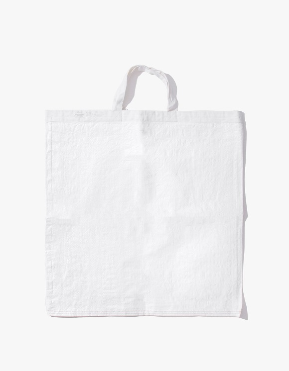 PUEBCO INC. Shopping Bag Large - White | HEIGHTS. | 하이츠 온라인 스토어