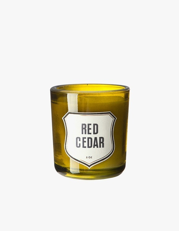 IZOLA NYC Red Cedar Candle | HEIGHTS. Online Store