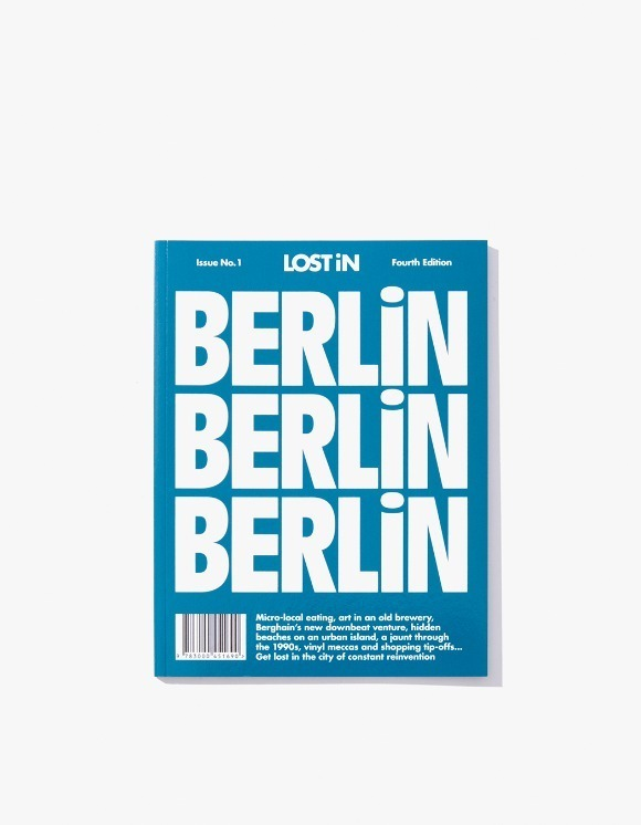 gestalten Lost In - Berlin | HEIGHTS. | 하이츠 온라인 스토어