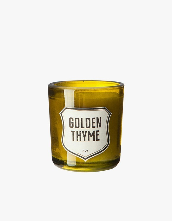 IZOLA NYC Golden Thyme Candle | HEIGHTS. Online Store