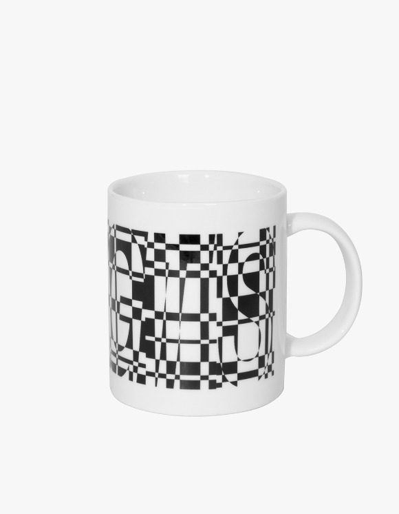 HEIGHTS. Heights. Mug - White/Black | HEIGHTS. | 하이츠 온라인 스토어