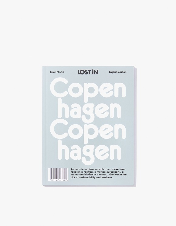 gestalten LOST iN - Copenhagen | HEIGHTS. | 하이츠 온라인 스토어