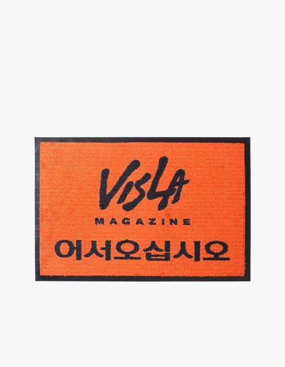 VISLA MAGAZINE VISLA Door Mat | HEIGHTS. | 하이츠 온라인 스토어