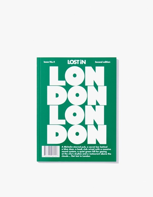 gestalten LOST iN - London | HEIGHTS. | 하이츠 온라인 스토어