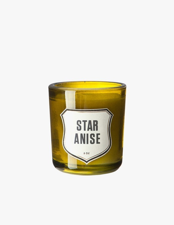 IZOLA NYC Star Anise Candle | HEIGHTS. Online Store