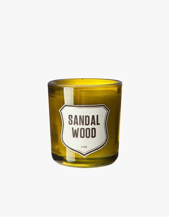 IZOLA NYC Sandalwood Candle | HEIGHTS. Online Store