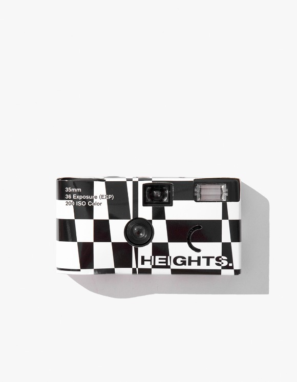 HEIGHTS. Heights. Disposable Camera | HEIGHTS. | 하이츠 온라인 스토어