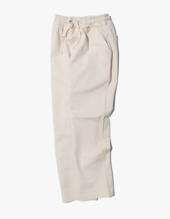 Kruchi lab Piping Easy Pants - Ivory | HEIGHTS. | 하이츠 온라인 스토어