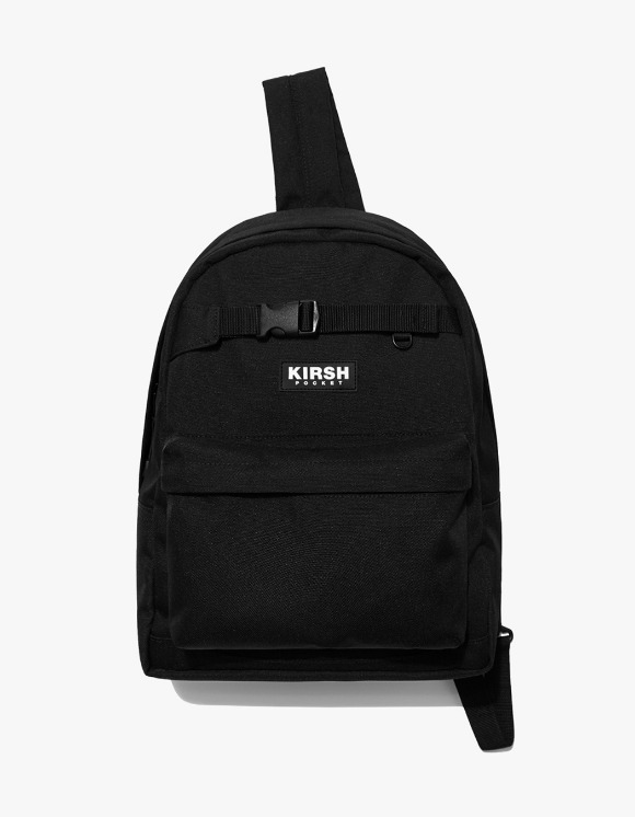 KIRSH KIRSH Pocket Slingback Bag IS - Black | HEIGHTS. | 하이츠 온라인 스토어
