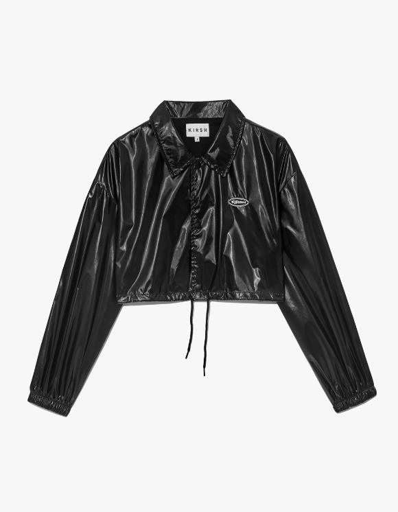 KIRSH Coach Short Jacket IS - Black | HEIGHTS. | 하이츠 온라인 스토어