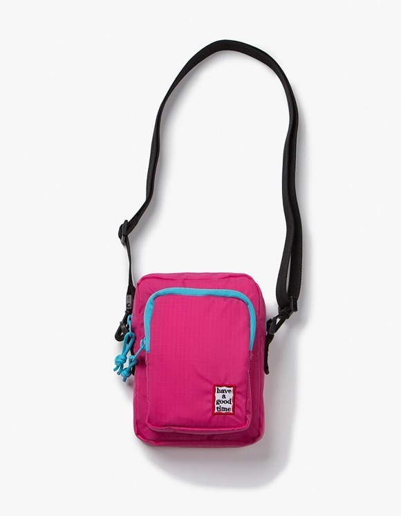 have a good time Frame Small Shoulder Bag - Pink | HEIGHTS. | 하이츠 온라인 스토어
