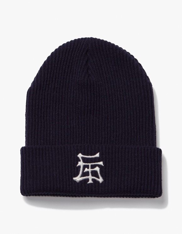 have a good time GT Logo Beanie - Navy | HEIGHTS. | 하이츠 온라인 스토어