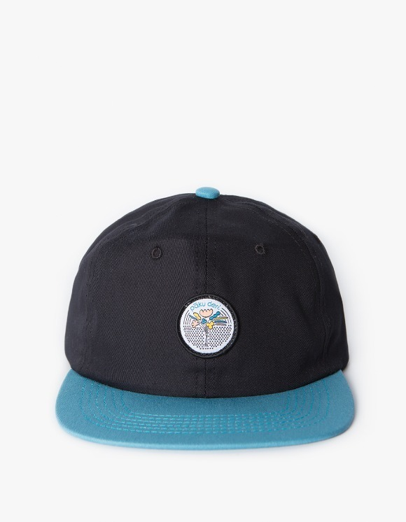 PARK DELI Manhole Snapback - Teal | HEIGHTS. | 하이츠 온라인 스토어
