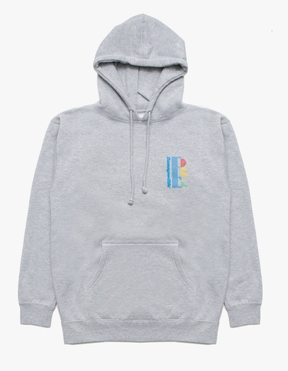 DAMNGOODLIFE Dgl Hoodie - Grey | HEIGHTS. | 하이츠 온라인 스토어