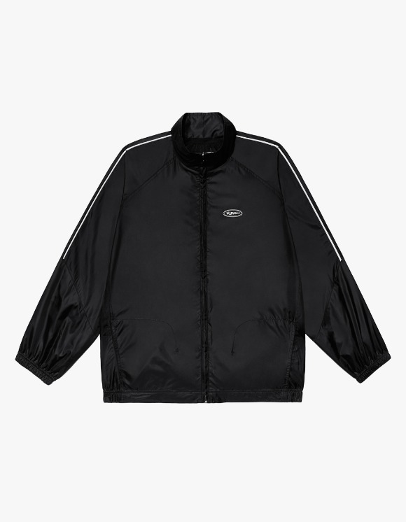 KIRSH Track Jacket IS - Black | HEIGHTS. | 하이츠 온라인 스토어