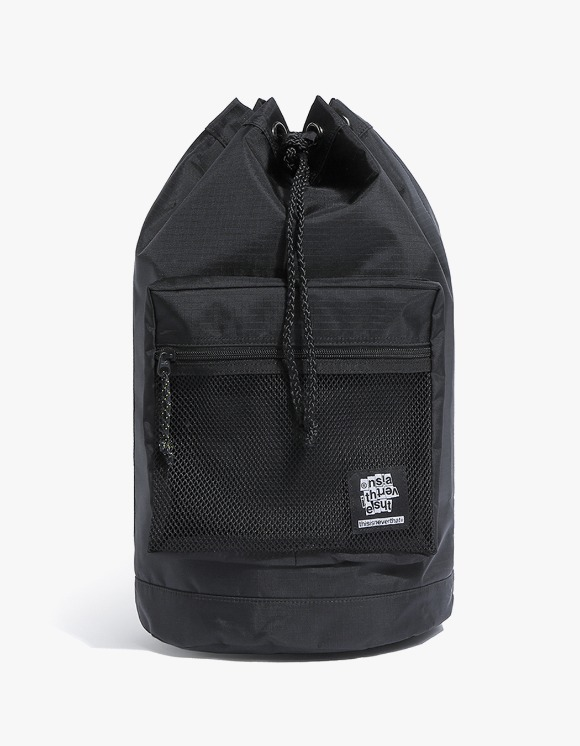 thisisneverthat Ripstop Cordura® 210D Traveller Bag - Black | HEIGHTS. | 하이츠 온라인 스토어