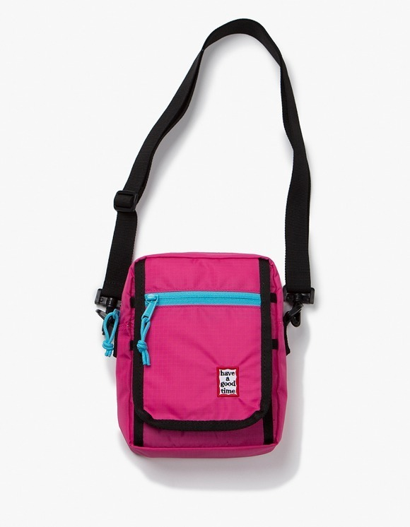 have a good time Frame Shoulder Bag - Pink | HEIGHTS. | 하이츠 온라인 스토어