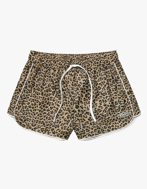 KIRSH Track Shorts IS - Leopard | HEIGHTS. | 하이츠 온라인 스토어