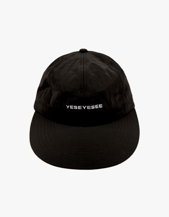 yeseyesee Logo Cap - Black | HEIGHTS. | 하이츠 온라인 스토어