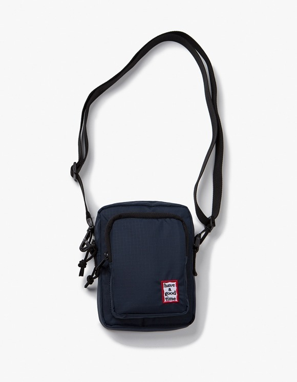have a good time Frame Small Shoulder Bag - Navy | HEIGHTS. | 하이츠 온라인 스토어