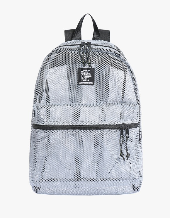 thisisneverthat Mesh Backpack - Grey | HEIGHTS. | 하이츠 온라인 스토어