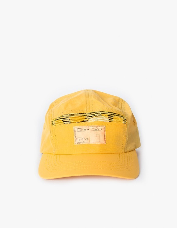PARK DELI Mesh 5 Panel - Yellow | HEIGHTS. | 하이츠 온라인 스토어