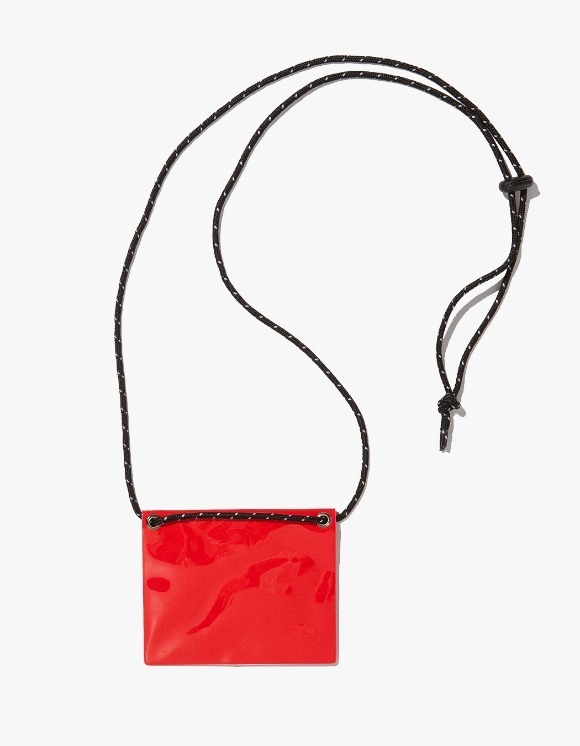 LMC LMC PVC COIN POUCH red | HEIGHTS. | 하이츠 온라인 스토어