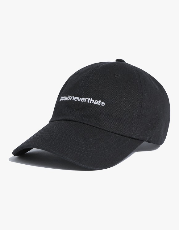 thisisneverthat T-Logo Cap - Black | HEIGHTS. | 하이츠 온라인 스토어