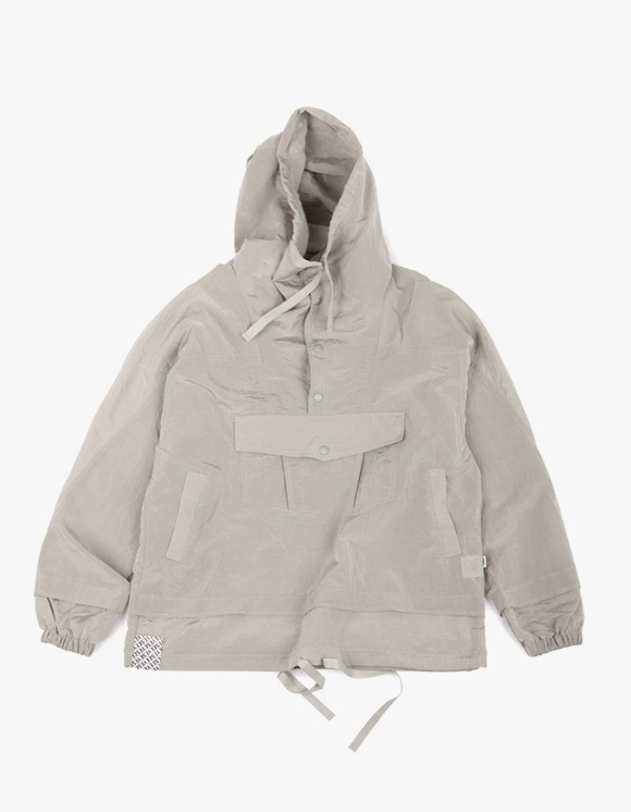yeseyesee Anorak Jacket - Ivory | HEIGHTS. | 하이츠 온라인 스토어
