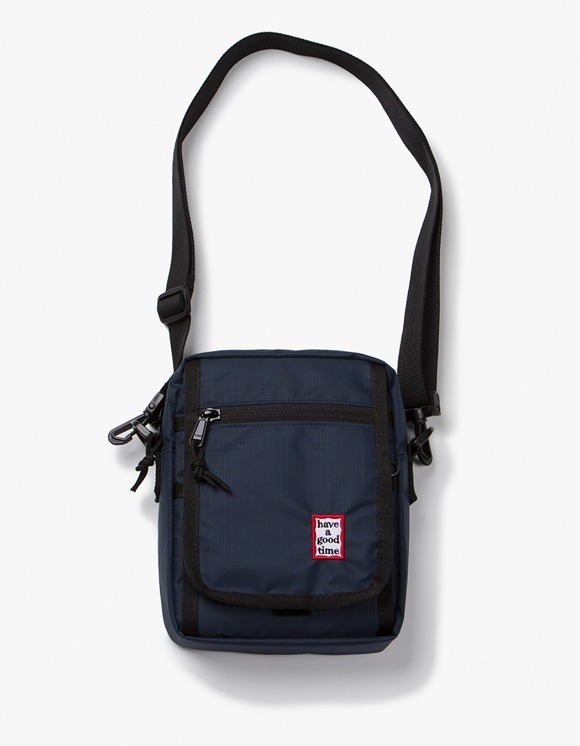 have a good time Frame Shoulder Bag - Navy | HEIGHTS. | 하이츠 온라인 스토어