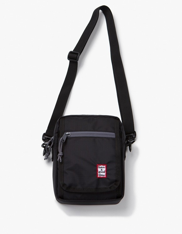 have a good time Frame Shoulder Bag - Black | HEIGHTS. | 하이츠 온라인 스토어