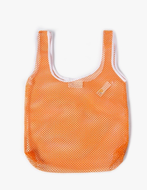 PARK DELI Mesh Shopper - Neon Orange | HEIGHTS. | 하이츠 온라인 스토어