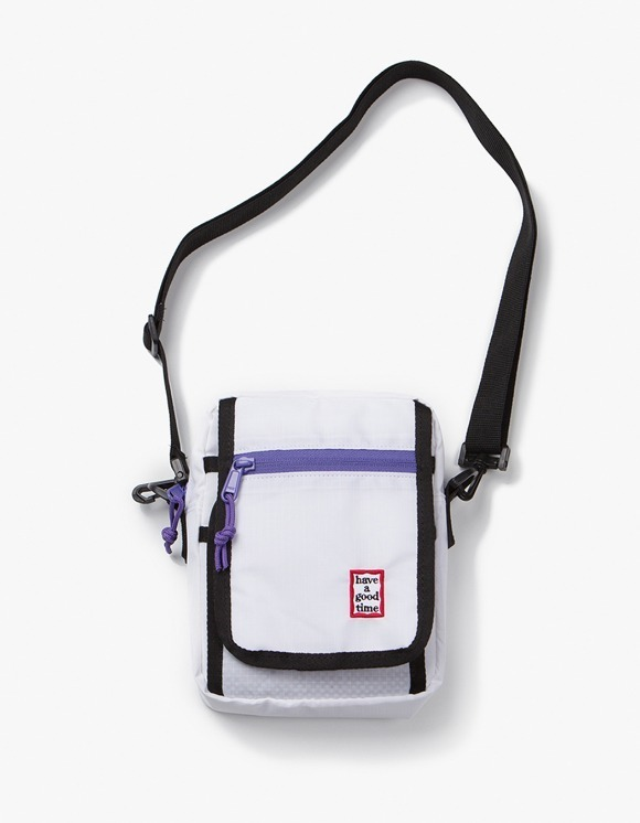 have a good time Frame Shoulder Bag - White | HEIGHTS. | 하이츠 온라인 스토어