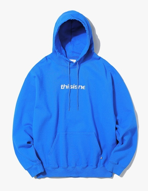thisisneverthat HSP Hooded Sweatshirt - Light Blue | HEIGHTS. Online Store