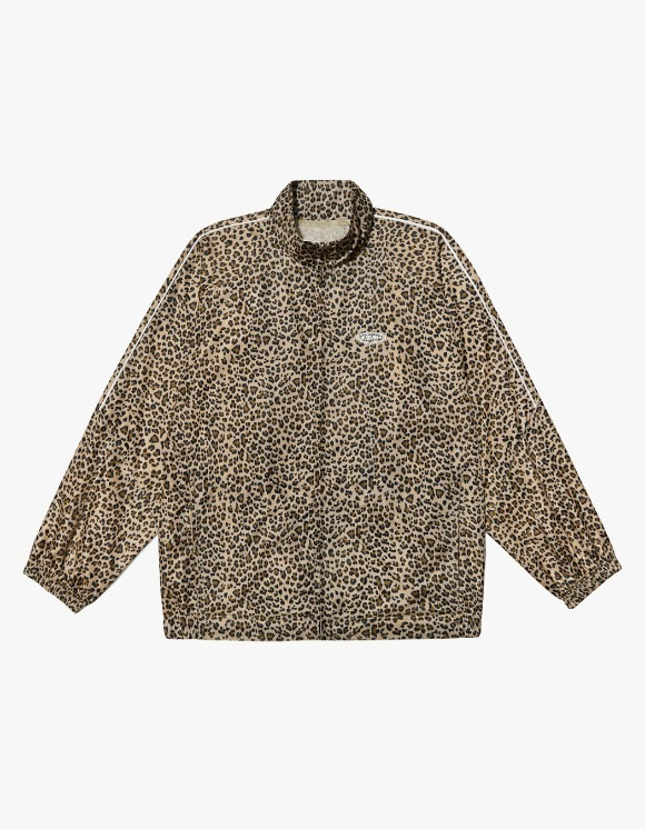KIRSH Track Jacket IS - Leopard | HEIGHTS. | 하이츠 온라인 스토어