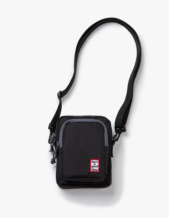 have a good time Frame Small Shoulder Bag - Black | HEIGHTS. | 하이츠 온라인 스토어
